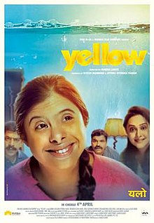 Yellow (Marathi film) Poster.jpg