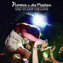 You've Got the Love (Florence + the Machine album - cover art).jpg