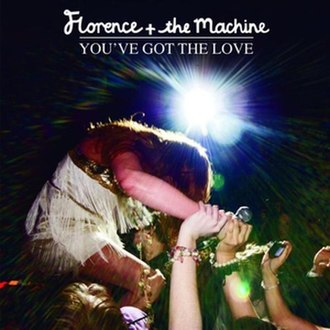 You Got the Love - Image: You've Got the Love (Florence + the Machine album cover art)