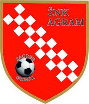 ŽNK Agram - Image: ŽNK Agram logo