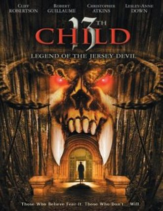 13th Child - Film poster
