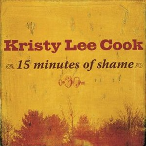 15 Minutes of Shame - Image: 15 Minutes of Shame (Kristy Lee Cook single cover art)