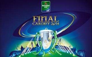 2014 Heineken Cup Final Football match