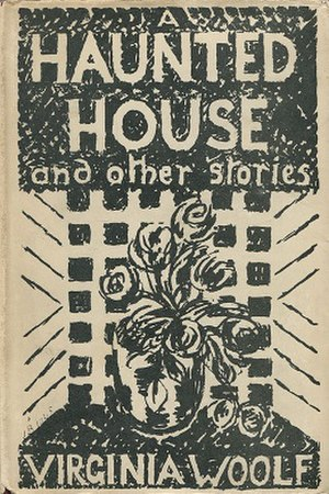 A Haunted House and Other Short Stories - First edition cover