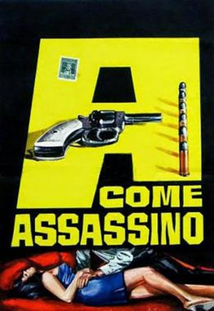 A... For Assassin - Image: A COME ASSASSINO