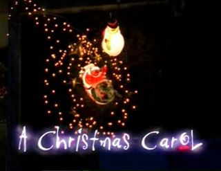 <i>A Christmas Carol</i> (2000 film) 2000 television movie directed by Catherine Morshead