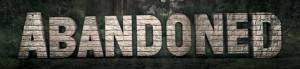 Abandoned (TV series) - Image: Abandoned (2012 TV series) logo