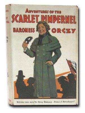 Adventures of the Scarlet Pimpernel - Image: Adventuresofthescarl etpimpernel 1929