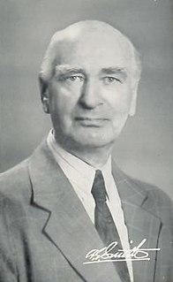Albert Edward Smith Canadian politician