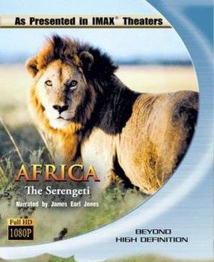 Africa: The Serengeti - Image: Africa The Serengeti Film Poster