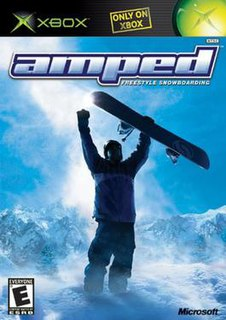 <i>Amped: Freestyle Snowboarding</i> 2001 video game