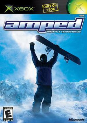 Amped: Freestyle Snowboarding - Image: Amped freestyle snowboarding
