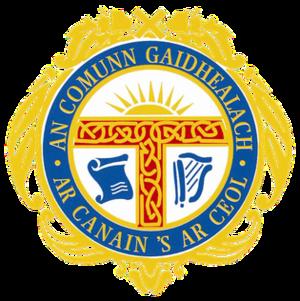 An Comunn Gàidhealach - Image: An Comunn Gàidhealach