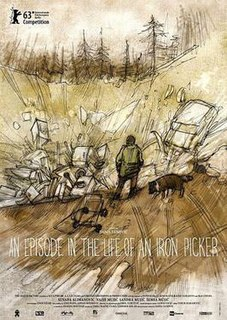 <i>An Episode in the Life of an Iron Picker</i> 2013 film