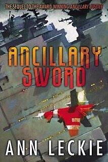 <i>Ancillary Sword</i> Science-fiction novel by Ann Leckie