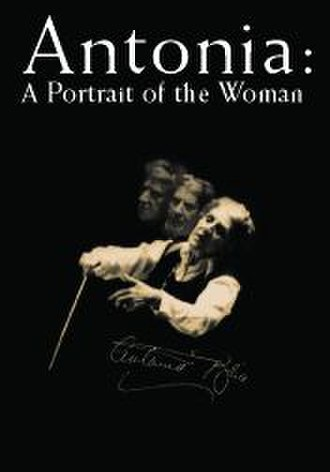Antonia: A Portrait of the Woman - DVD cover