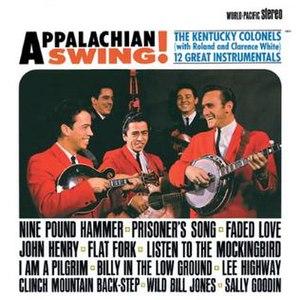 Appalachian Swing! - Image: Appalachiancover