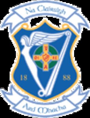 Armagh Harps GFC - Image: Armagh Harps Gaelic Football Club logo