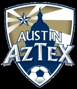 Austin Aztex - Image: Austin Aztex