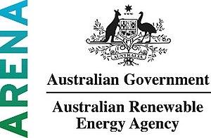 Australian Renewable Energy Agency - Image: Australian Renewable Energy Agency logo