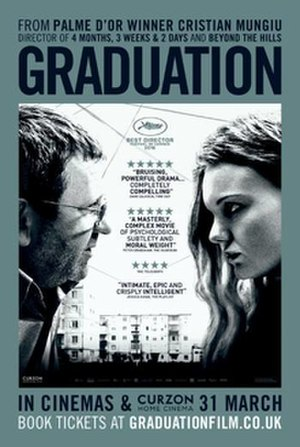Graduation (2016 film) - Theatrical release poster