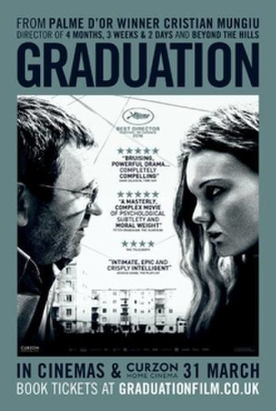Picture of a movie: Graduation