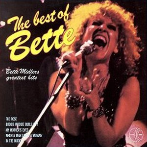 The Best of Bette (1981 album) - Image: Bette Midler The Best of Bette (1981)