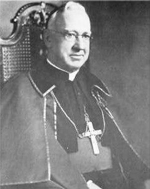Ralph Leo Hayes - Image: Bishop Ralph Hayes