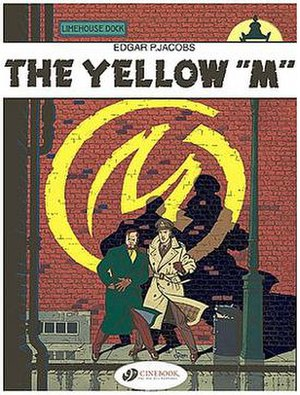 "Blake and Mortimer - English translation The Yellow '""M"""