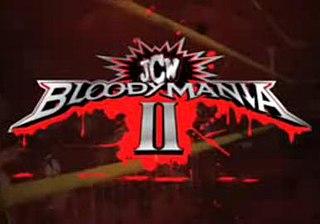 Bloodymania II 2008 Juggalo Championship Wrestling event