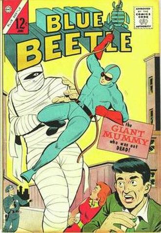 Blue Beetle - Image: Blue Beetle v 3 1