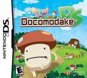 Boing! Docomodake DS - North American box art