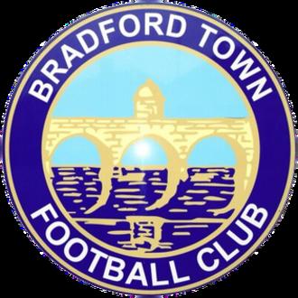 Bradford Town F.C. - Bradford Town badge