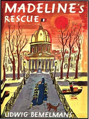Madeline's Rescue - First edition