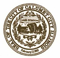 Seal of Calumet City