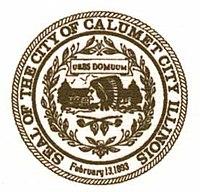 Seal of Calumet City