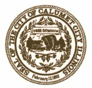 Calumet City, Illinois - Seal of Calumet City
