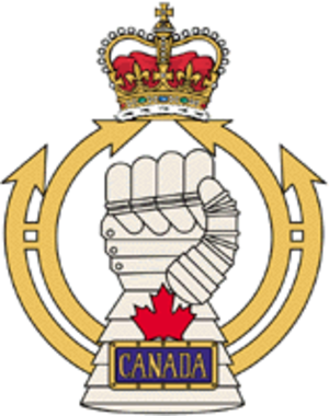 Royal Canadian Armoured Corps - Image: Canadian Armoured Corps