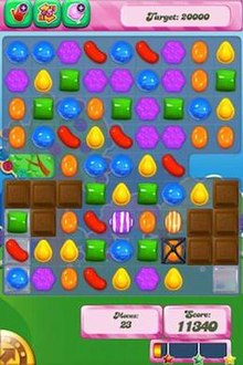 Saga Candy Crush