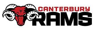 Canterbury Rams - Image: Canterbury Rams logo