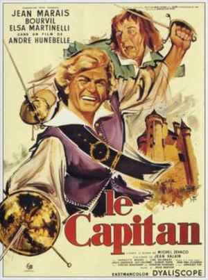 Captain Blood (1960 film) - Image: Captain Blood