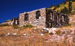 Caribou, Colorado - Caribou in 2005
