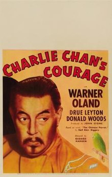 Charlie Chan s Courage movie