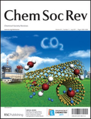 Chemical Society Reviews - Image: Chem Soc Rev Cover