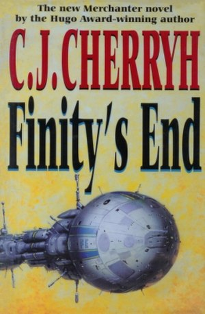 Finity's End - Finity's End (first British hard cover edition, 1997)