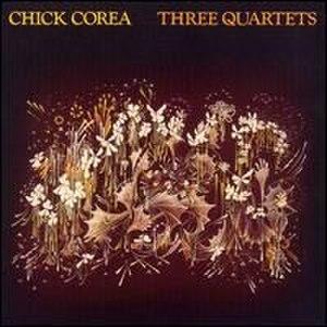 Three Quartets - Image: Chick Corea Three Quartets album