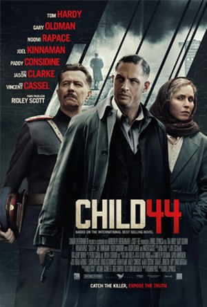 Child 44 (film) - Theatrical release poster