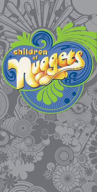 Children of Nuggets: Original Artyfacts from the Second Psychedelic Era, 1976–1995 - Image: Childrenofnuggets