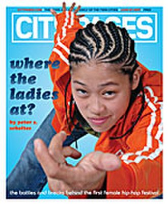 City Pages - The June 27, 2007, front page of City Pages