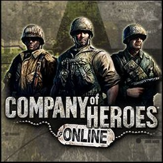 Company of Heroes - Company of Heroes Online logo